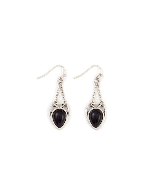Amour Onyx Earrings