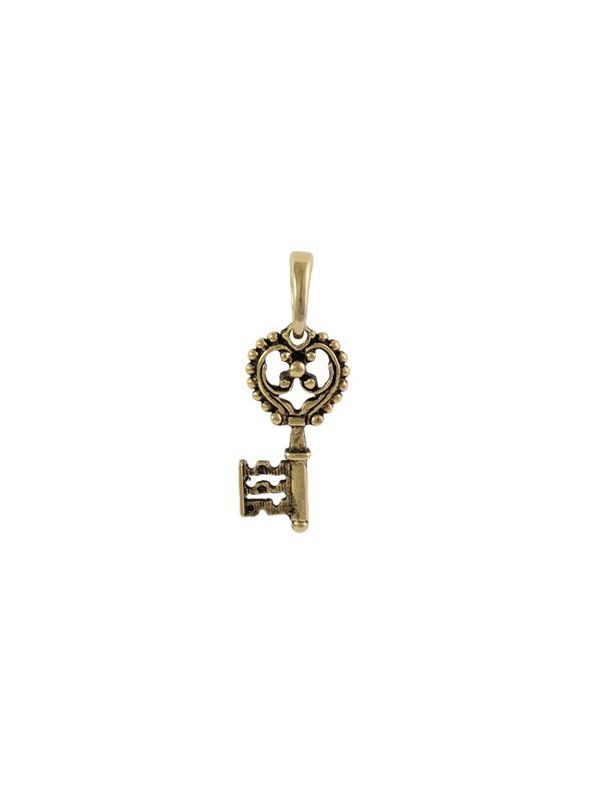 Gold Key Droplet