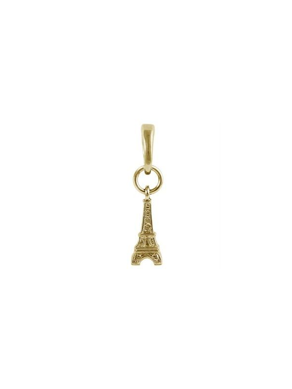 Gold Eiffel Tower Droplet