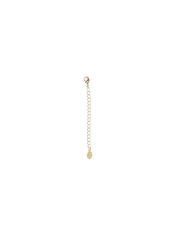 VersaStyle® Gold Necklace Extender - 3""