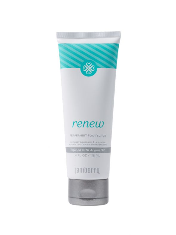 Renew Foot Scrub