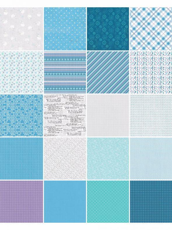 Winter Wonders by Katie Pertiet Designer Cardstock